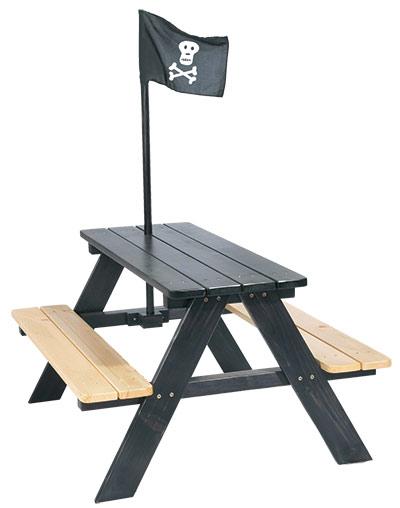 b2d488819751e Detský záhradný nábytok Piráti | Záhradný nábytok | Fortel