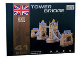 3D puzzle Tower Bridge 41 dielikov